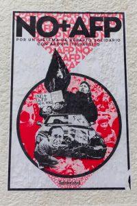 NO+AFP - Für ein solidarischen Rentensystem in Chile