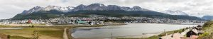 Panorama von Ushuaia