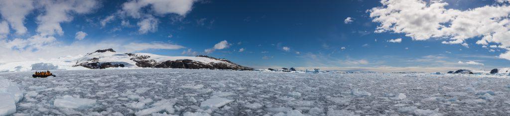 Antarktis-Panorama