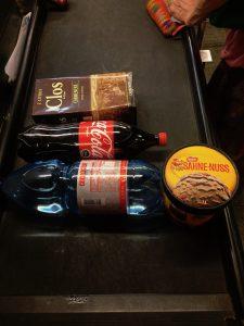 Party-Einkauf ;-)