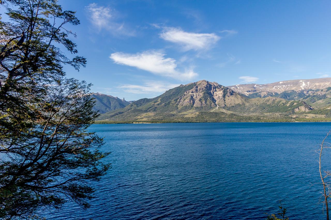 Argentinien - Patagonien - 7 Seen-Route (Ruta de los Siete Lagos) - Lago Traful