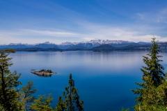 Argentinien - Patagonien - San Carlos de Bariloche - Parque Municipal LLAO LLAO