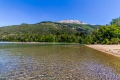 Argentinien - Patagonien - 7 Seen-Route (Ruta de los Siete Lagos) - Lago Falkner