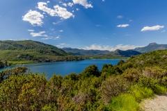 Argentinien - Patagonien - 7 Seen-Route (Ruta de los Siete Lagos) - Lago Machonico