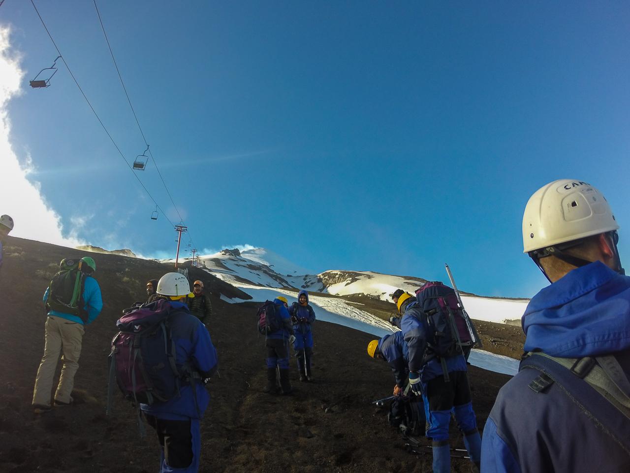 Chile - Volcan Villarica