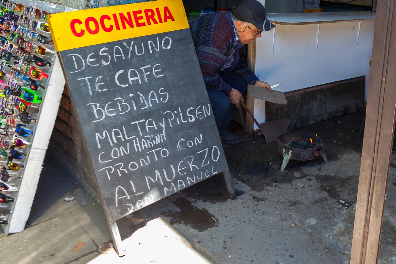 Chile - Talca