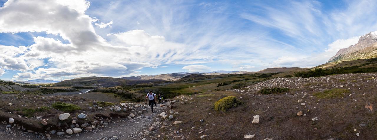 Chile - Patagonien - torres del paine