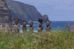 Rapa Nui - Tongariki