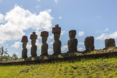 Rapa Nui - Anakena