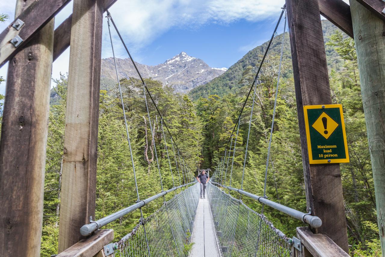 Neuseeland - Routeburn Track