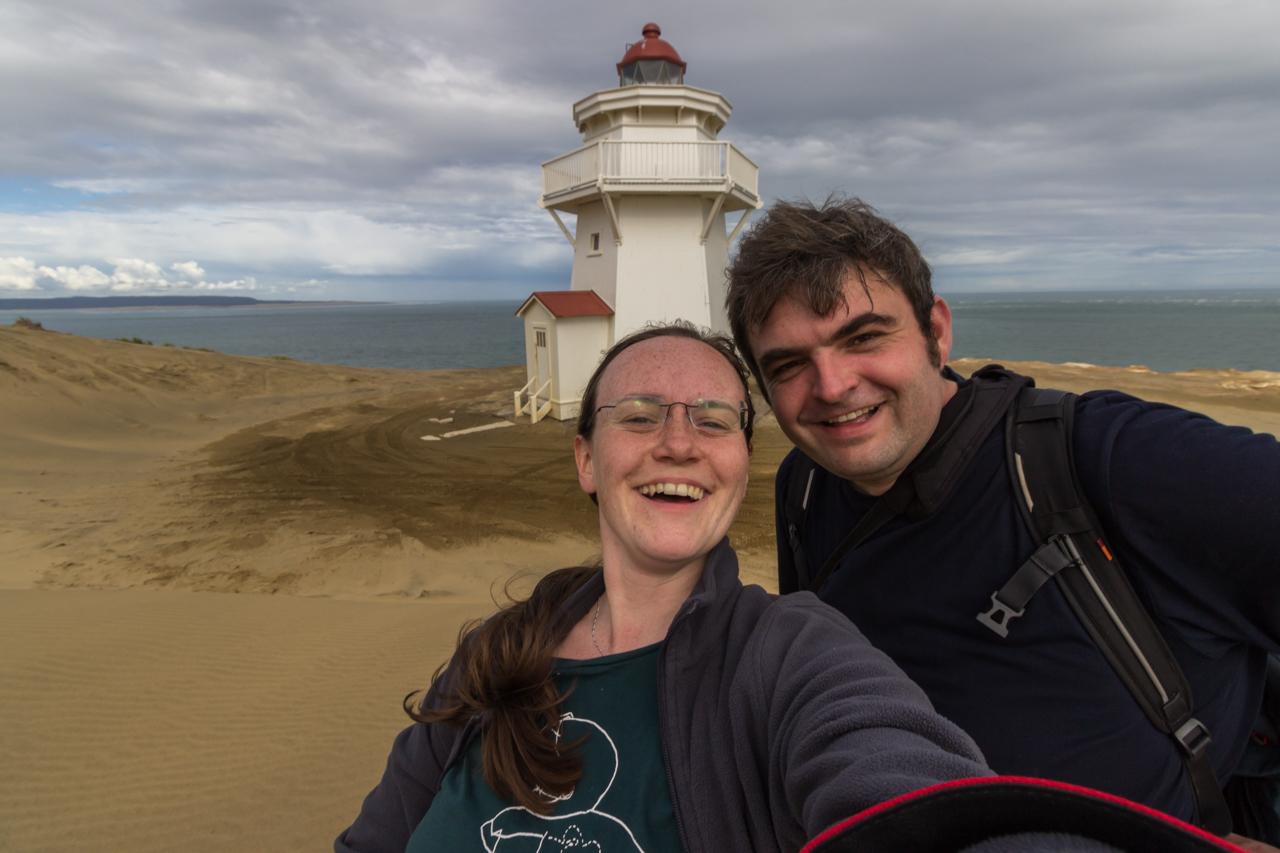 Neuseeland - Nordinsel - Westküste - Pouto