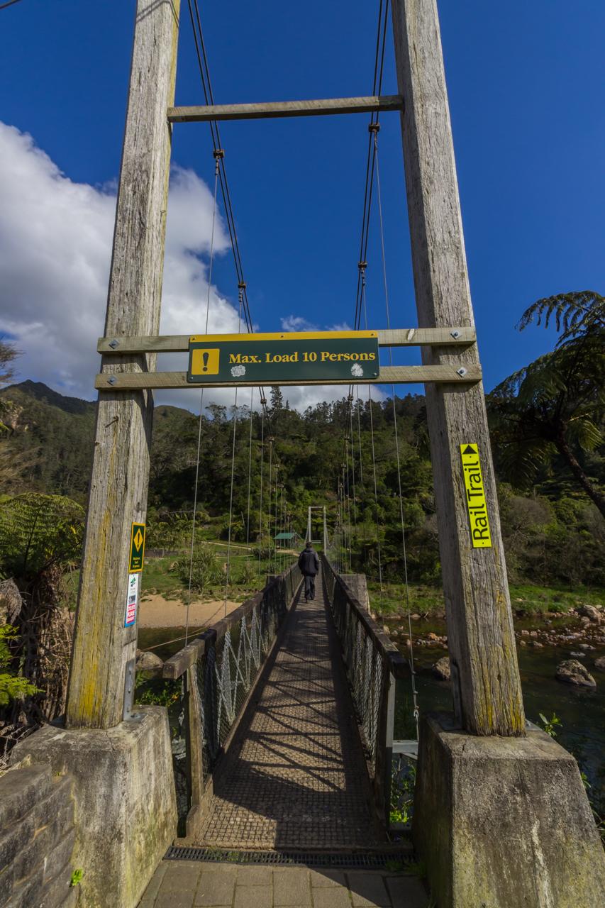 Neuseeland - Nordinsel - Karangahake