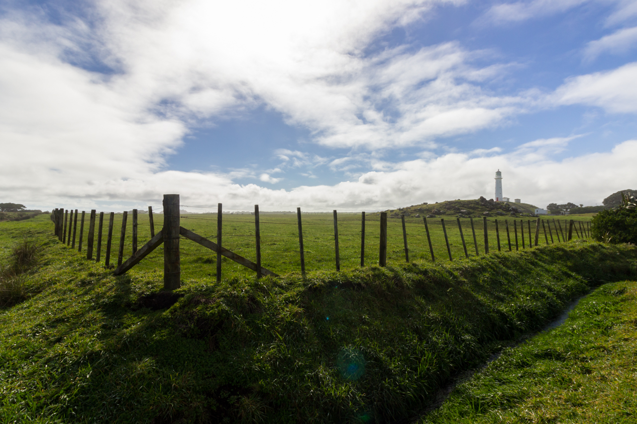 Neuseeland - Nordinsel - Taranaki - Cape Lighthouse