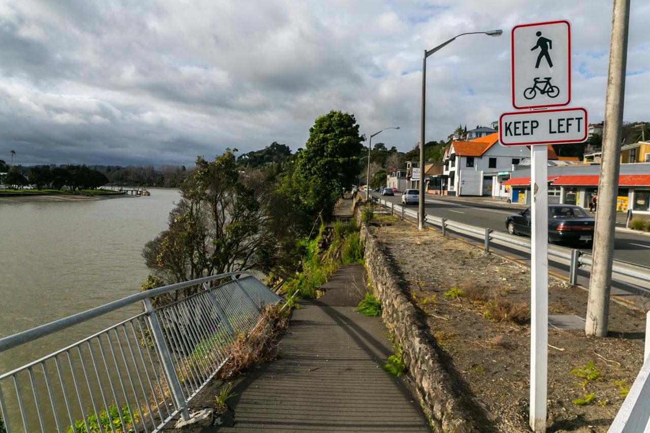 Neuseeland - Nordinsel - Wanganui