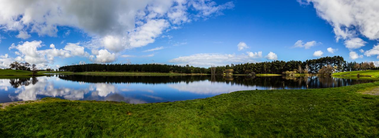Neuseeland - Nordinsel - Dudding Lake