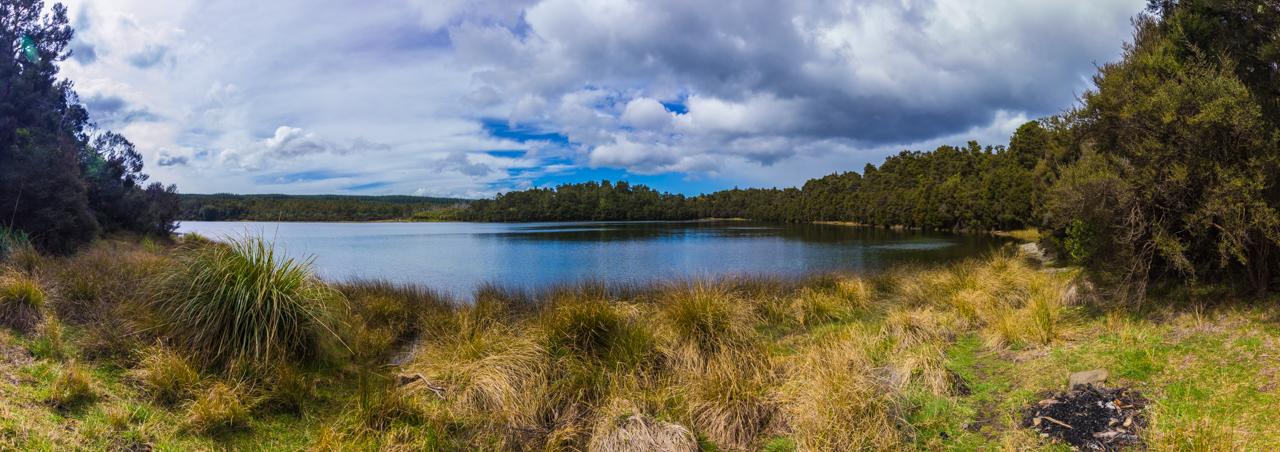 Neuseeland - Nordinsel - Kaweka Lake Track