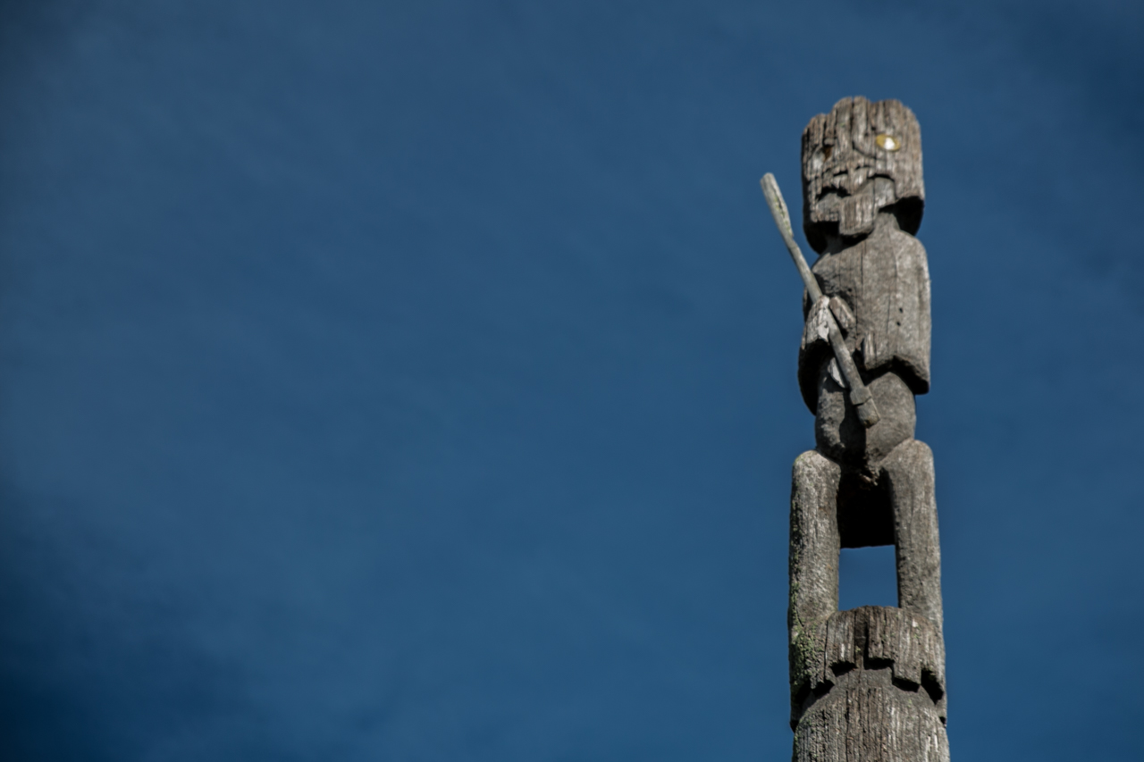 Neuseeland - Nordinsel - Ostküste - Otatara Pa