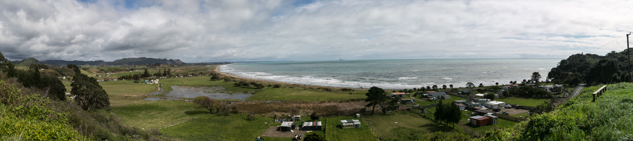 Neuseeland - Nordinsel - Ostküste - Bay of Plenty - Opape
