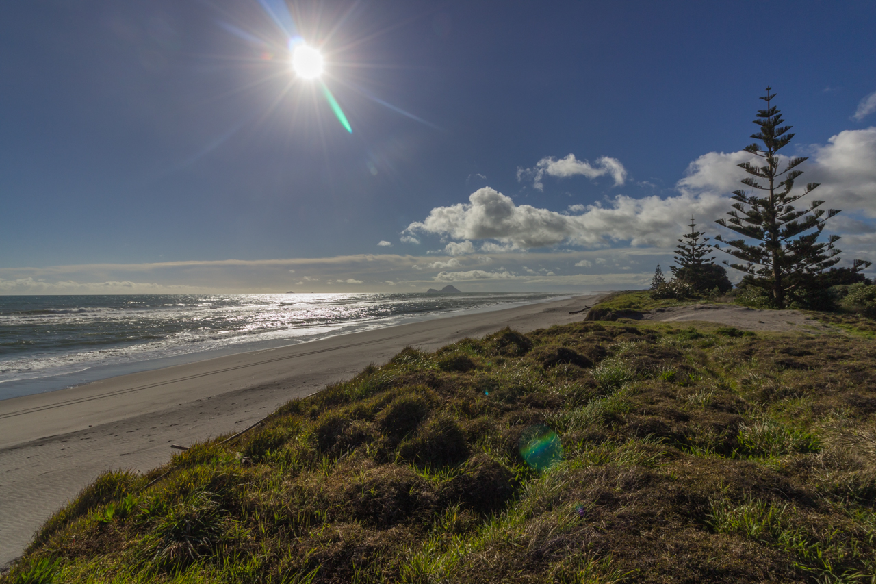 Neuseeland - Nordinsel - Ostküste - Bay of Plenty - Tauranga