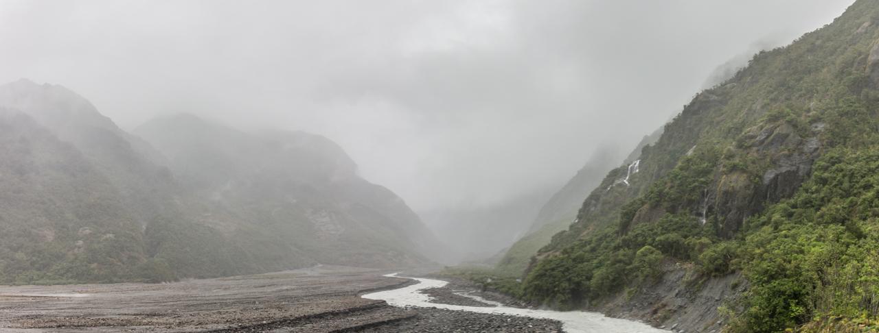 Neuseeland - Franz Josef Gletscher
