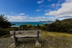 Neuseeland - Great Barrier Island - Palmers Lookout