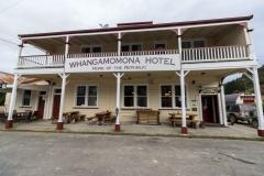 Neuseeland - Nordinsel - Whangamomona