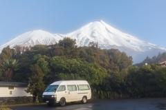 Neuseeland - Nordinsel - Mount Taranaki