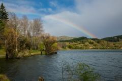 Neuseeland - Nordinsel - Ostküste - Lake Tutira