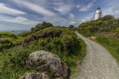 Neuseeland - cape foulwind lighthouse