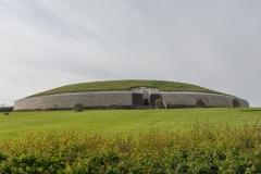 Irland -  Brú-na-Bóinne-Komplex - Newgrange