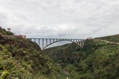 La Palma - Puente de Los Tilos