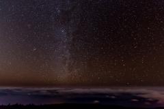 La Palma - Sternenhimmel am Roque de los Muchachos