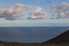 La Palma - Blick auf Gran Canaria und La Gomera
