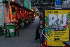 Rotterdam - Straßenszene