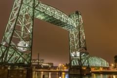 """Rotterdam - Koningshavenbrug """" De Hef """""""
