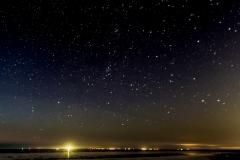 Niederlande - Sternenhimmel über Ameland