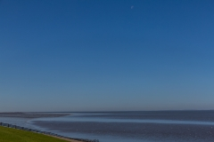 Niederlande - Nordsee bei Ebbe