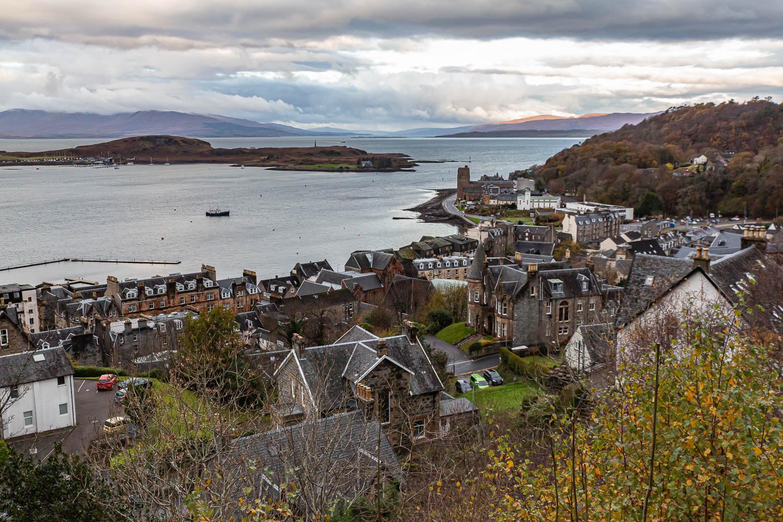 Schottland - Highlands - Oban