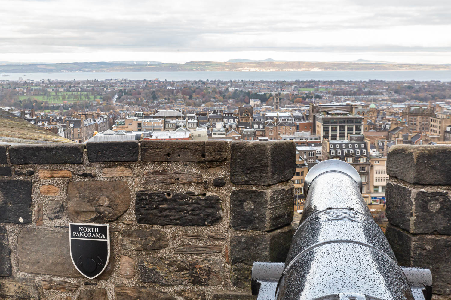 Schottland - Edinburgh Castle