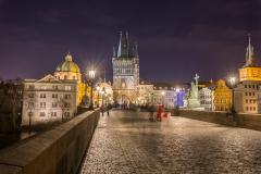 Tschechien - Prag - Karlsbrücke