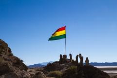 Park Eduardo Avaroa National Reserve of Andean Fauna - Bolivien