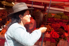 Sucre - Bolivien