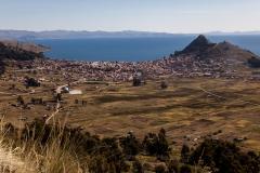 Von La Paz nach Copacabana am Titicacasee - Bolivien