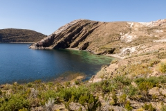 Titicacasee- Sonneninsel - Bolivien
