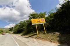 von Santiago de Cuba nach Baracoa - Cuba