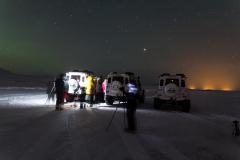 Nordlichter suchen rund um Reykjavik - Island