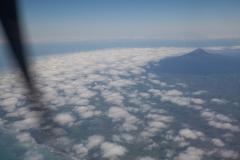 Flug Nelson -> Auckland - Neuseeland
