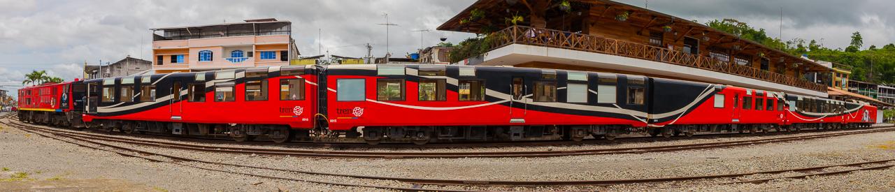 Ecuador - Tren de la Dulzura