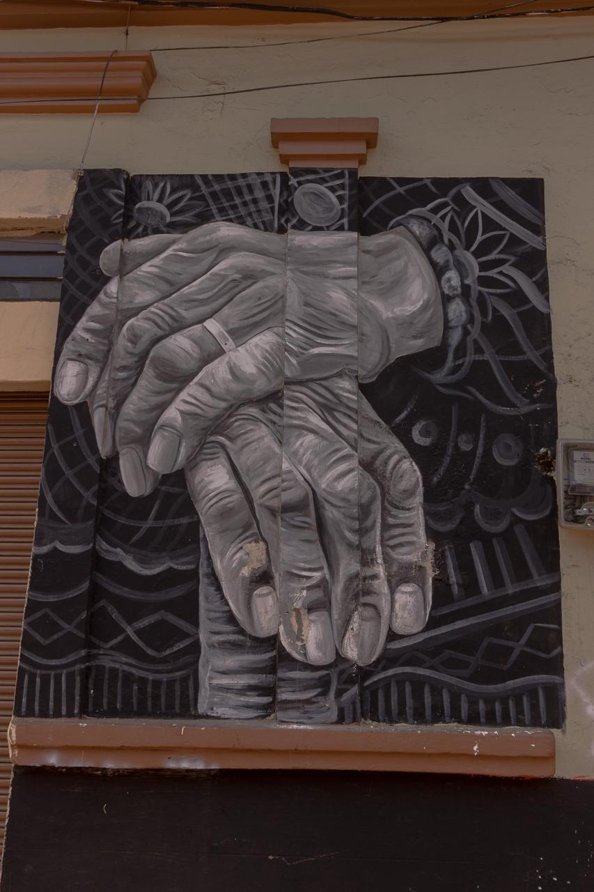 Riobamba - Streetart