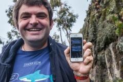 Salinas in den Anden - kurze Wanderung auf 3652 Metern